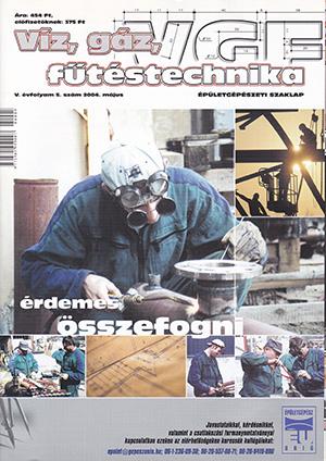 VGF&HKL szaklap 2004. május