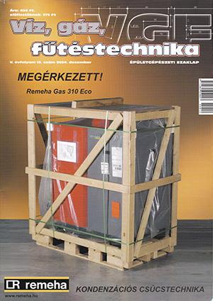 VGF&HKL szaklap 2004. december