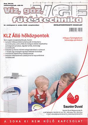 VGF&HKL szaklap 2005. szeptember