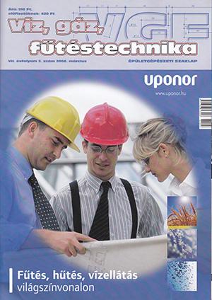 VGF szaklap 2006. március