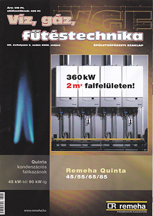 VGF szaklap 2006. május