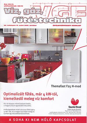 VGF&HKL szaklap 2006. október
