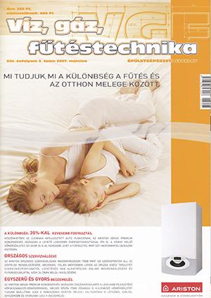VGF szaklap 2007. március