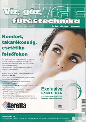 VGF szaklap 2007. április