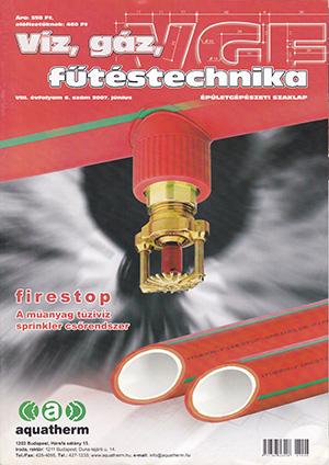 VGF&HKL szaklap 2007. június