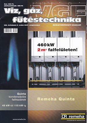 VGF&HKL szaklap 2007. szeptember