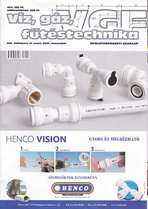 VGF&HKL szaklap 2007. december
