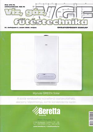 VGF szaklap 2008. május