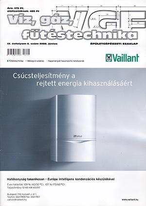 VGF szaklap 2008. június