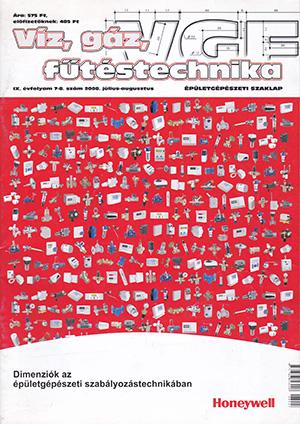 VGF&HKL szaklap 2008. július-augusztus