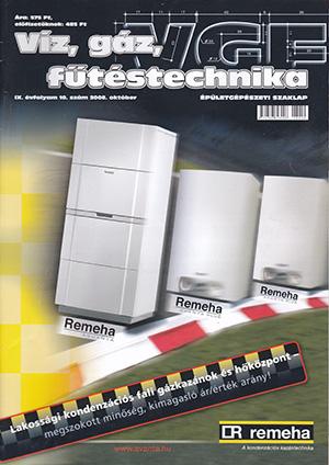 VGF&HKL szaklap 2008. október