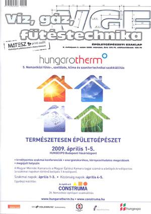 VGF&HKL szaklap 2009. március