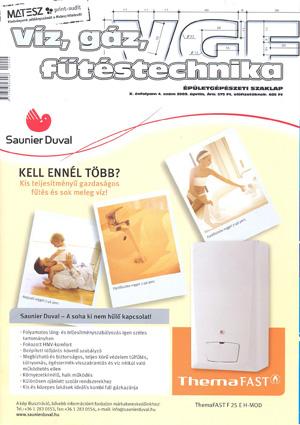 VGF szaklap 2009. április