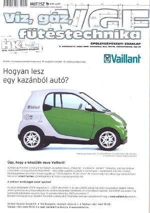 VGF&HKL szaklap 2009. november