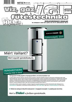 VGF&HKL szaklap 2011. április