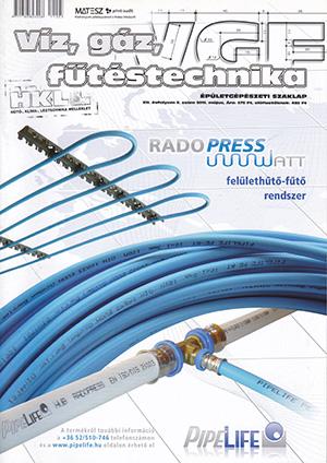 VGF&HKL szaklap 2011. május
