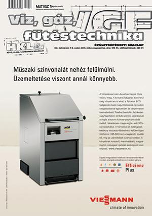 VGF&HKL szaklap 2011. július-augusztus