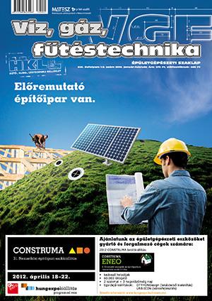 VGF&HKL szaklap 2012. január-február