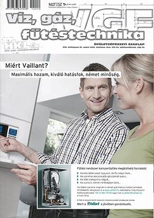 VGF szaklap 2012. október