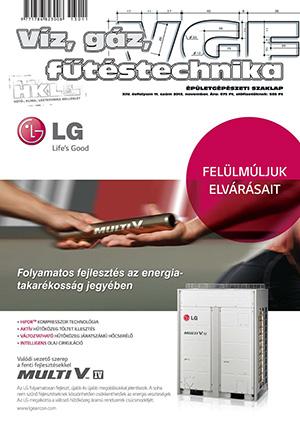 VGF&HKL szaklap 2013. november