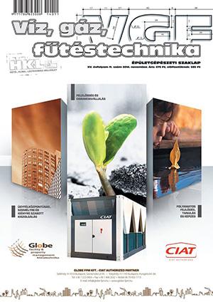 VGF&HKL szaklap 2014. november