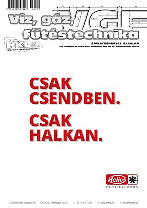 VGF&HKL szaklap 2018. november