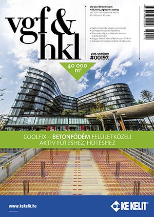 VGF&HKL szaklap 2019. október