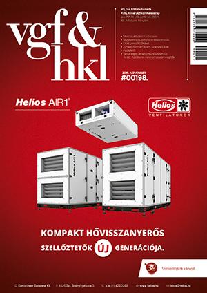 VGF&HKL szaklap 2019. november