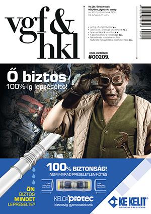 VGF&HKL szaklap 2020. október