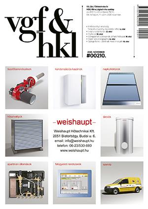 VGF&HKL szaklap 2020. november
