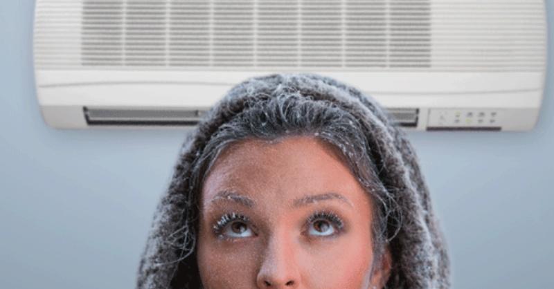 Nem mindegy, hová kerül a klíma hőmérséklet szenzora?