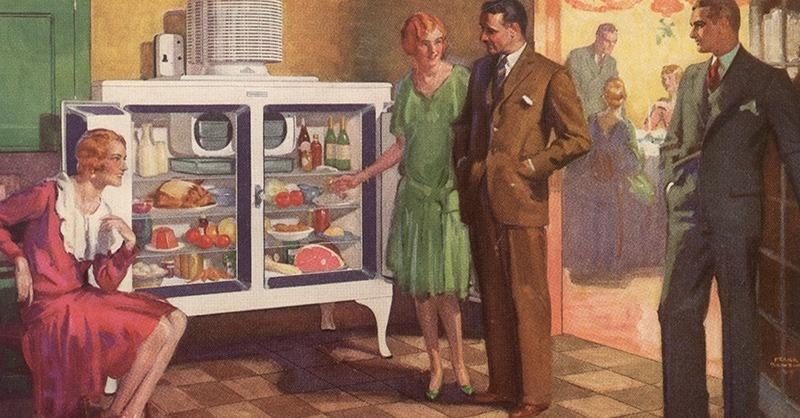 Házi hűtőgép