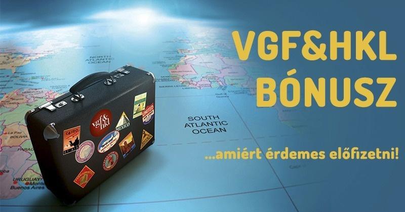 VGF&HKL bónusz