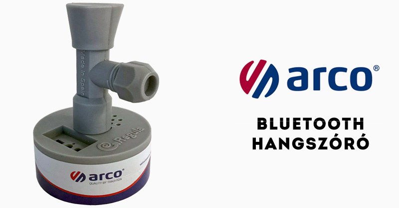 ARCO Regula Bluetooth hangszóró