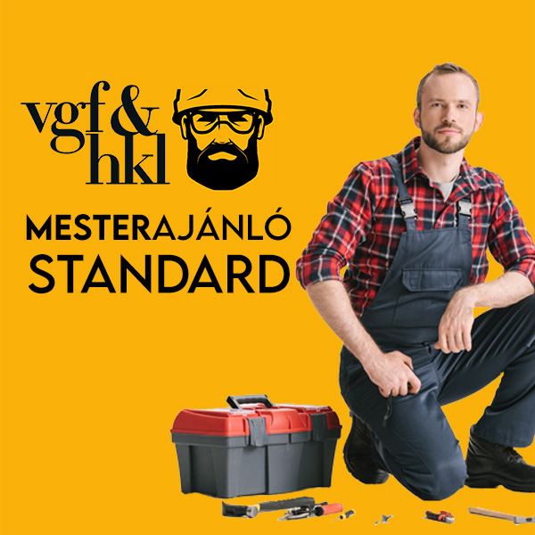 Mesterajánló éves standard csomag