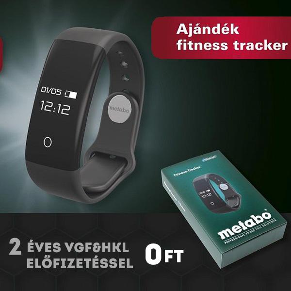 Metabo Fitness-Tracker okosóra