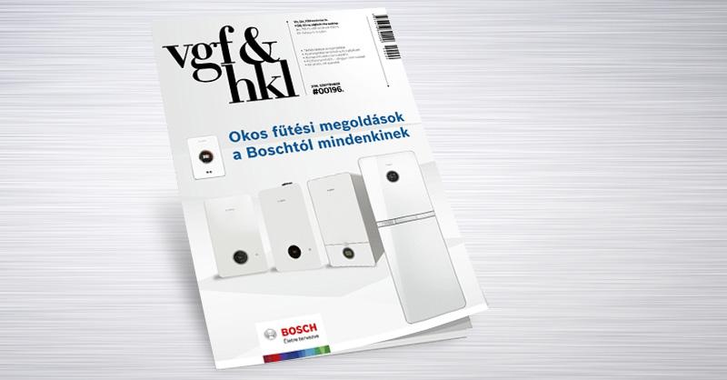 Ajándékba adjuk a VGF&HKL szeptemberi számát