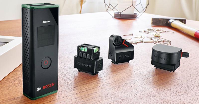Bosch ZAMO III lézeres távolságmérő