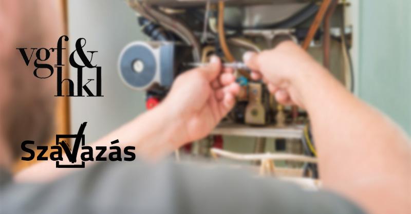 Javítanak vagy cserélnek a megrendelők a gázkazánok esetén?