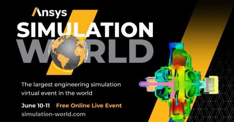 ANSYS Simulation World 2020 konferencia