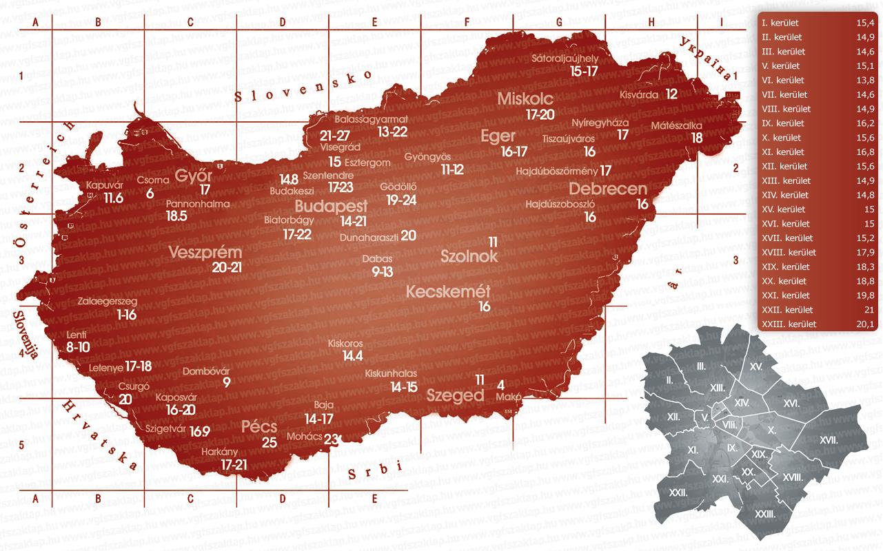 magyarország vízkeménység térkép Vízkő okozta problémák Magyarországon magyarország vízkeménység térkép
